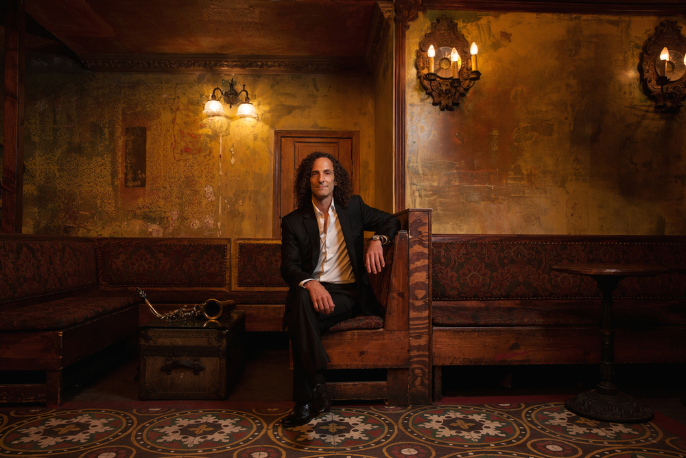 Saxophonist Kenny G performs Dec. 11 at the Sands Bethlehem Event Center in Bethlehem. (Courtesy Photo)