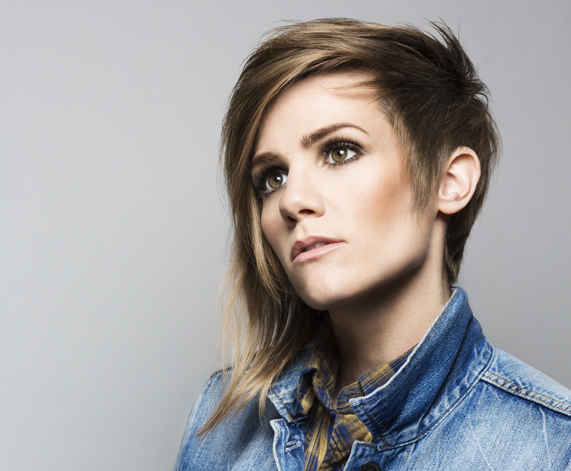 Comedian Cameron Esposito will perform Jan. 30 at the ArtsQuest Center at SteelStacks in Bethlehem.  (Courtesy Photo)