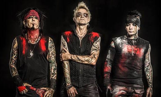 Sixx:A.M.  (Facebook Photo)