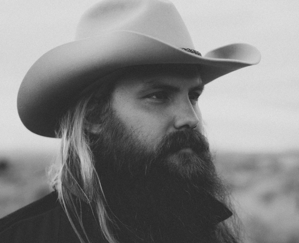 Country music singer-songwriter Chris Stapleton will perform Sept. 2 at the Great Allentown Fair. (Courtesy Photo)