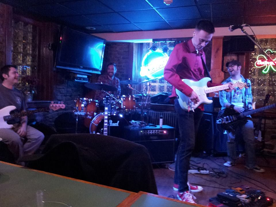 Mike Geroni & the Road Zombies