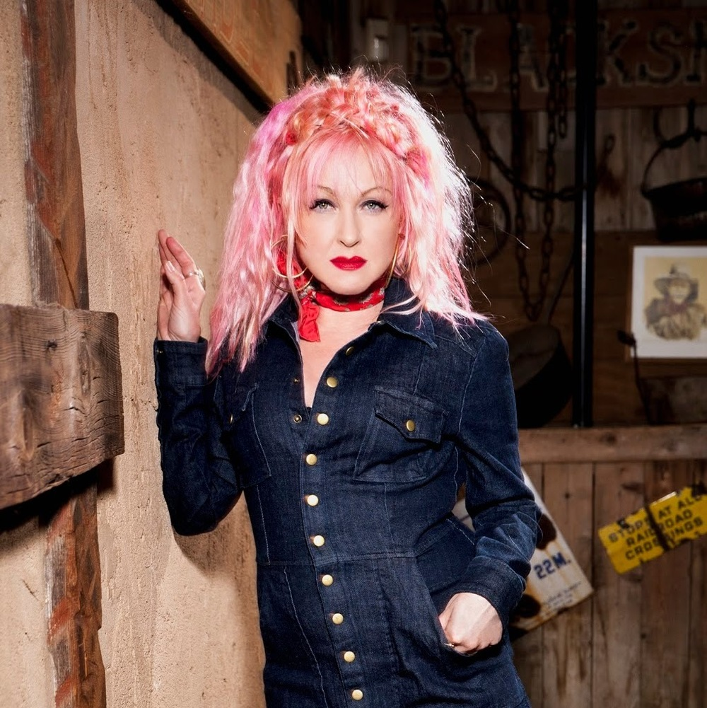 Cyndi Lauper  (Chapman Baehler Photo)