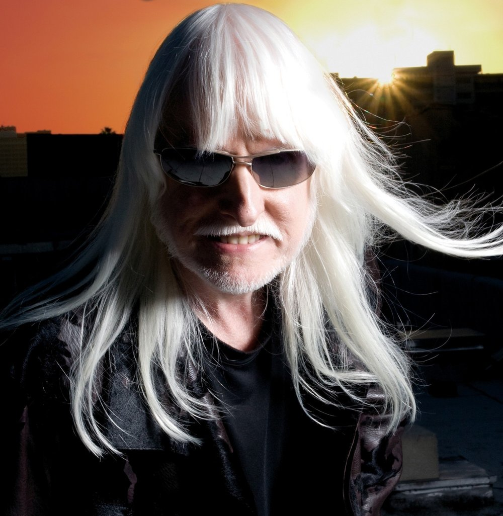 Edgar Winter performs March 18 at Centenary College in Hackettstown. (Courtesy Photo)