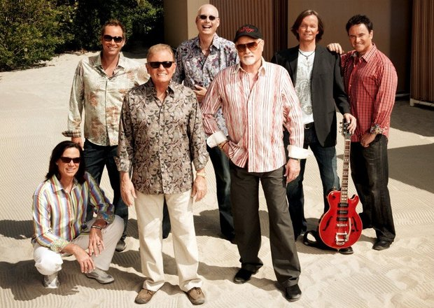 The Beach Boys will bring their co-headlining tour with The Temptations to the Sands Bethlehem Event Center.  (Courtesy Photo)