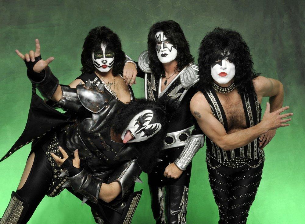 Hard rock icons Kiss on Sept. 1 will headline the Great Allentown Fair.  (Glenn La Ferman Photo)