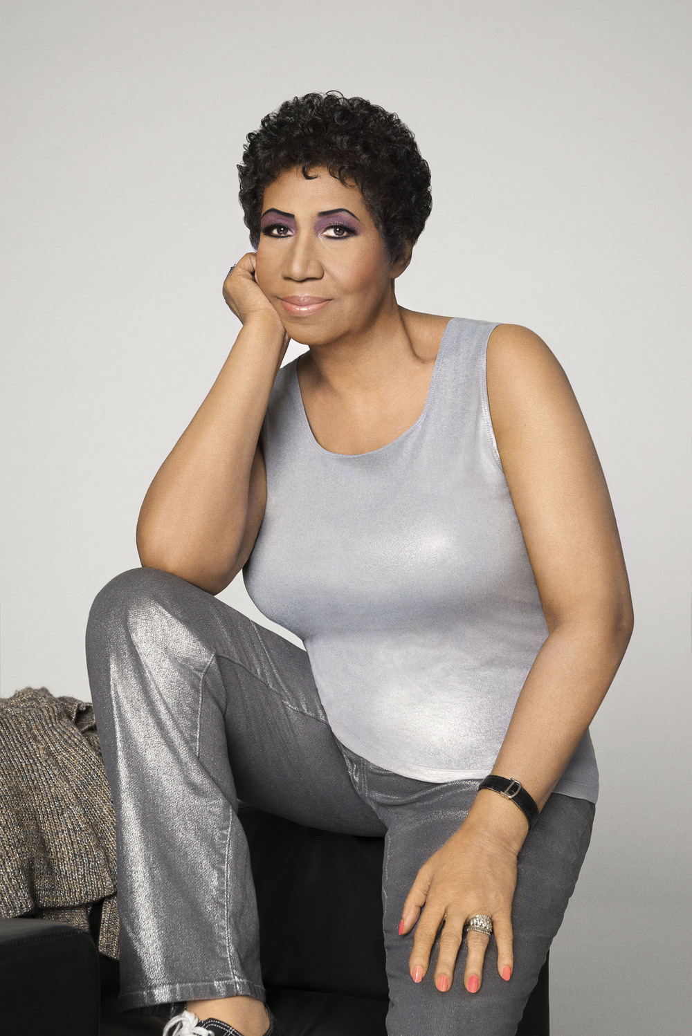Singer Aretha Franklin on Aug. 8 will headline Musikfest in Bethlehem. (Courtesy Photo)