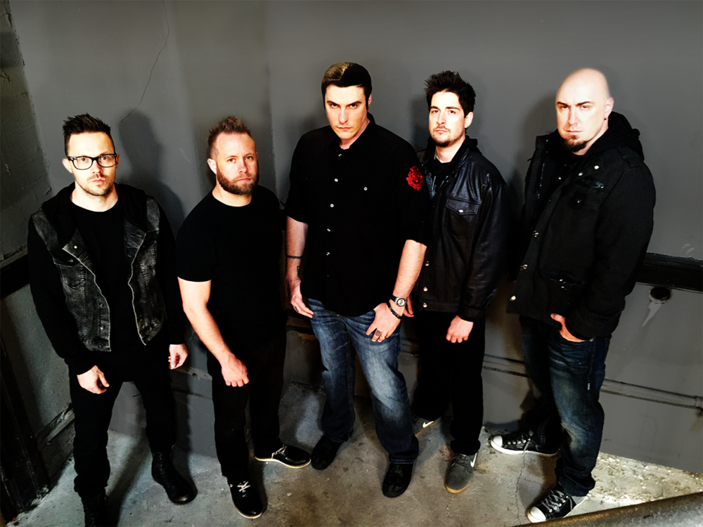 Breaking Benjamin will return Aug. 5 to Bethlehem for a concert at the Sands Bethlehem Event Center. (Courtesy Photo)