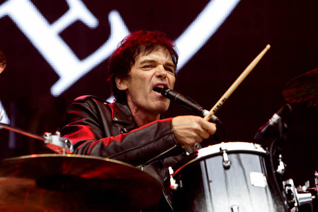 Former Ramones drummer Richie Ramone will perform July 13 at The Gin Mill & Grille in Northampton.  (RichieRamone.com Photo)