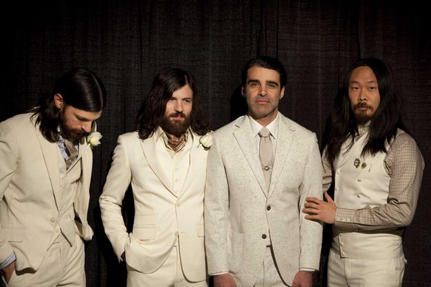 Folk-rock group The Avett Brothers on Aug. 14 will headline Musikfest in Bethlehem.  (Courtesy Photo)