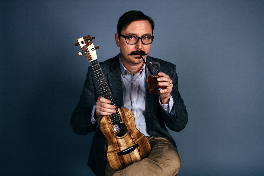 Comedian John Hodgman will perform Nov. 17 at Musikfest Cafe in Bethlehem.  (Courtesy Photo)