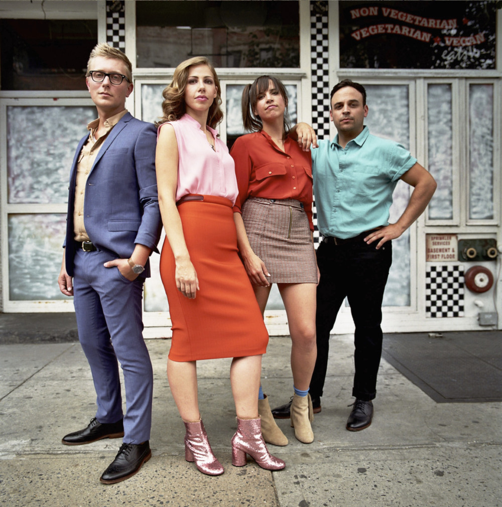 Fusion-pop band Lake Street Dive performs June 1 at Musikfest Cafe in Bethlehem.  (Courtesy Photo)