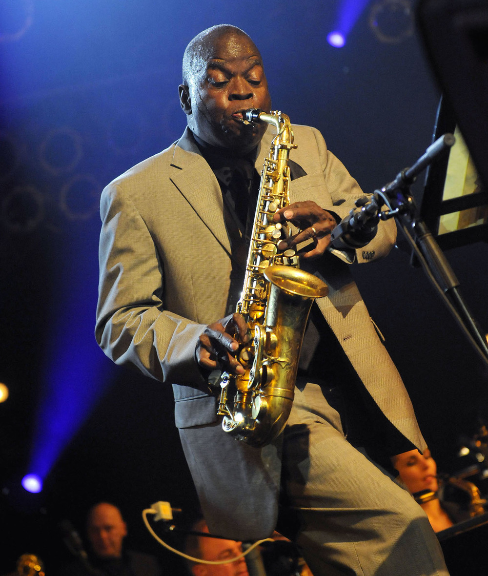 Maceo Parker (Courtesy Photo)