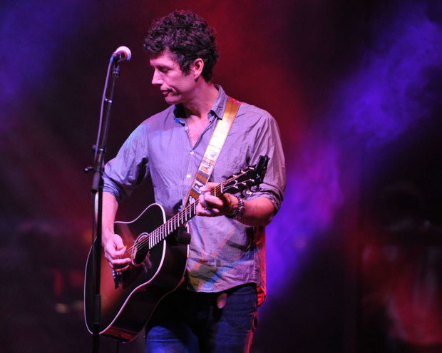 Better Than Ezra front-man Kevin Griffin will return Oct. 29 to Musikfest Cafe in Bethlehem. (LehighValleyLive.com File Photo)