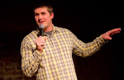 Comedian Tyler Rothrock will host the inaugural LehighValleyWithLove.com Comedy Fest. (Courtesy Photo)