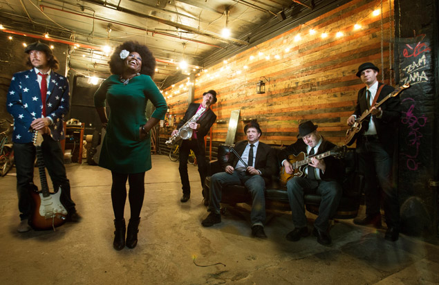 Bette Stuy & the Brooklynites