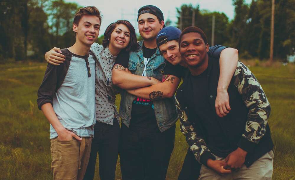 Pop-punk band Chasing Down Sunset will perform Aug. 26 at Phillipsburg Mall's Spin Me Round record store in Pohatcong Township.  (Courtesy Photo)