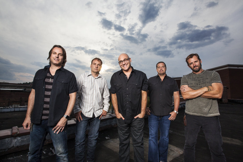 Sister Hazel performs Sept. 9 at Musikfest Cafe in Bethlehem. (Courtesy Photo)