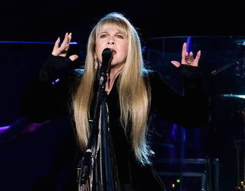 Stevie Nicks. (Associated Press Photo)