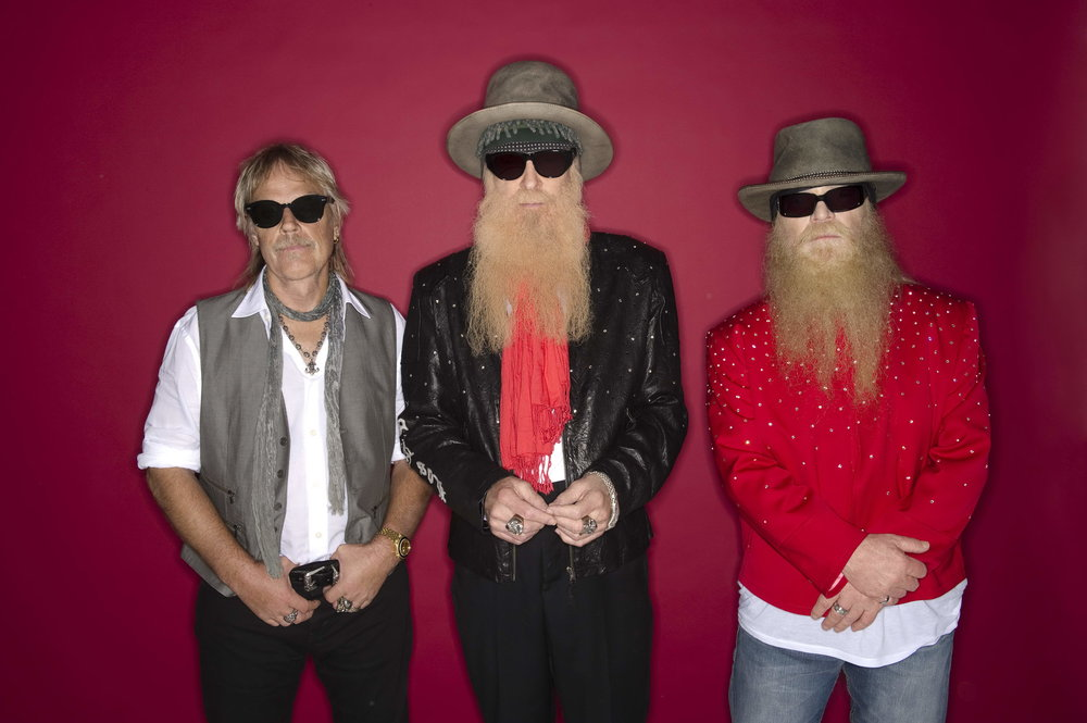 Rock and Roll Hall of Famers ZZ Top on Sept. 11 will return to Bethlehem for a performance at the Sands Bethlehem Event Center.  (Courtesy Photo)