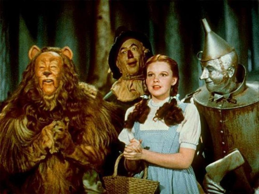 "Music from ""The Wizard of Oz"" will be performed Sept. 24 as part of the Broadway Pops International salute to Oscar winners at Miller Symphony Hall in Allentown.  (Warner Bros. Photo)"