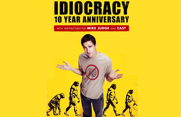 """ArtsQuest on Oct. 4 will screen Mike Judge's 2006 cult classic """"Idiocracy,"""" which will be followed by a live-stream Q&A with Judge and star Maya Rudolph. (20th Century Fox Photo)"""