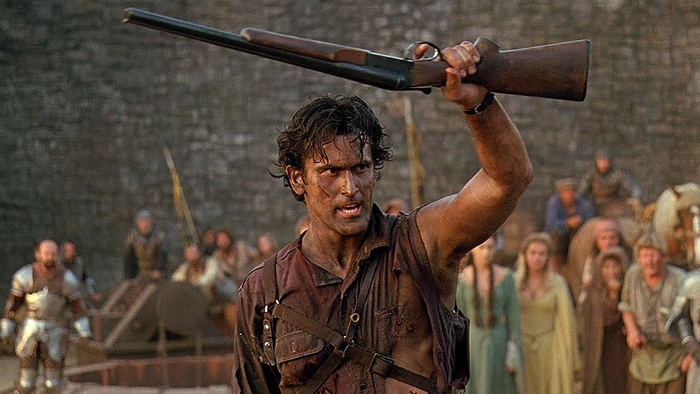 "Director Sam Ramie's 1992 cult classic ""Army of Darkness"" will be shown Saturday at the Frank Banko Alehouse Cinemas at SteelStacks in Bethlehem.  (Courtesy Photo)"