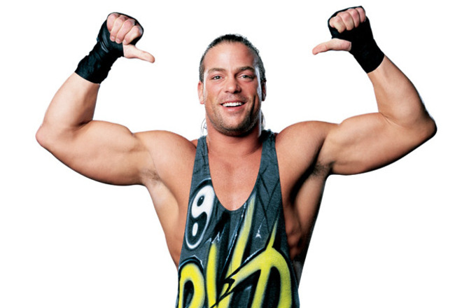 Professional wrestler Rob Van Dam will appear Nov. 18 at the Gin Mill & Grille in Northampton. (RobVanDam.com Photo)