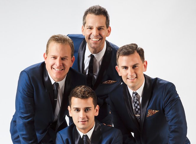 The Midtown Men will perform Nov. 18 at the State Theatre in Easton.  (Courtesy Photo)