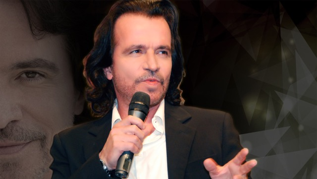 Composer and multi-instrumentallist Yanni will return March 7 to the State Theatre, where he performed in 2012.  (Courtesy Photo)