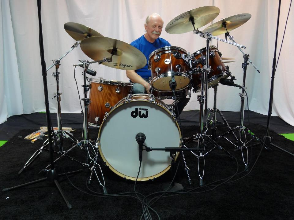 Butch Trucks.  (Butchtrucksandthefreighttrainband.com Photo)