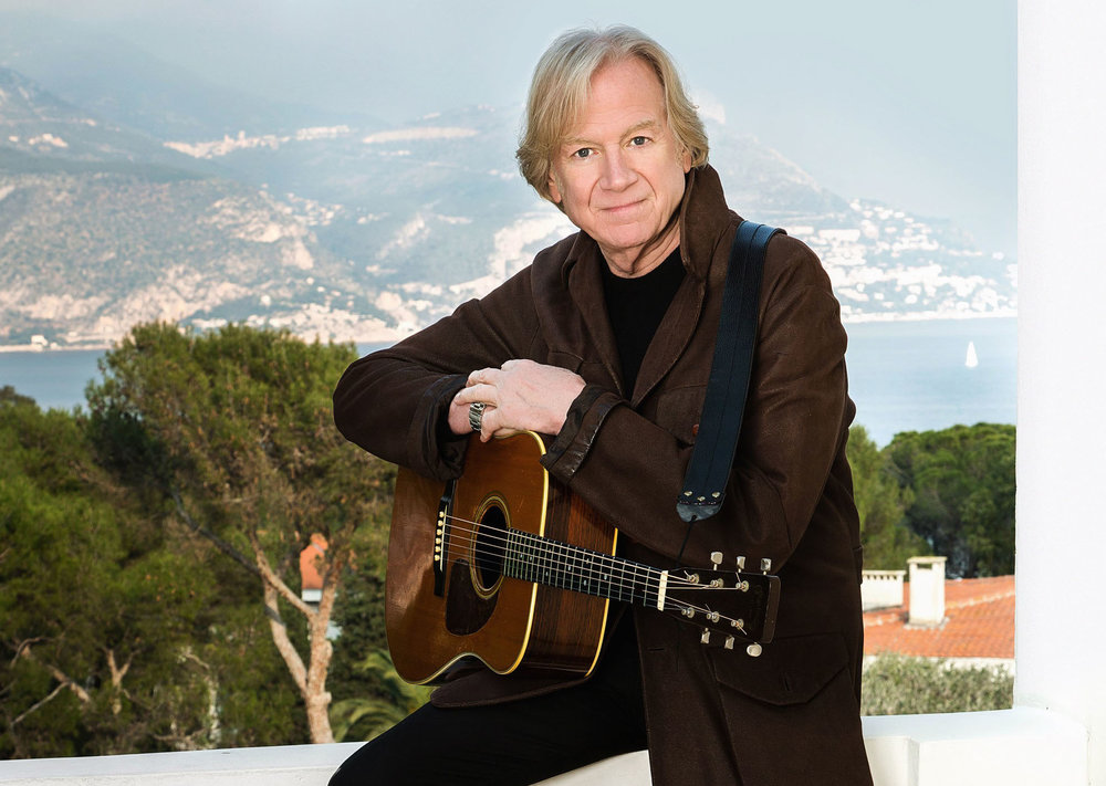 The Moody Blues vocalist-guitarist Justin Hayward will perform Feb. 9 at Musikfest Cafe in Bethlehem.  (Courtesy Photo)