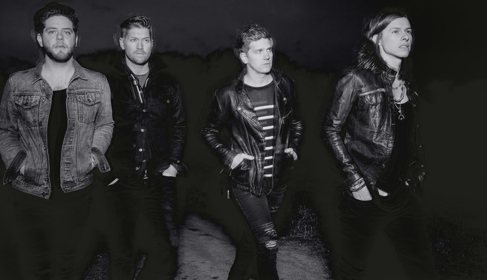 Christian rock band Needtobreathe will headline the Sands Bethlehem Event Center on May 5.  (Courtesy Photo)