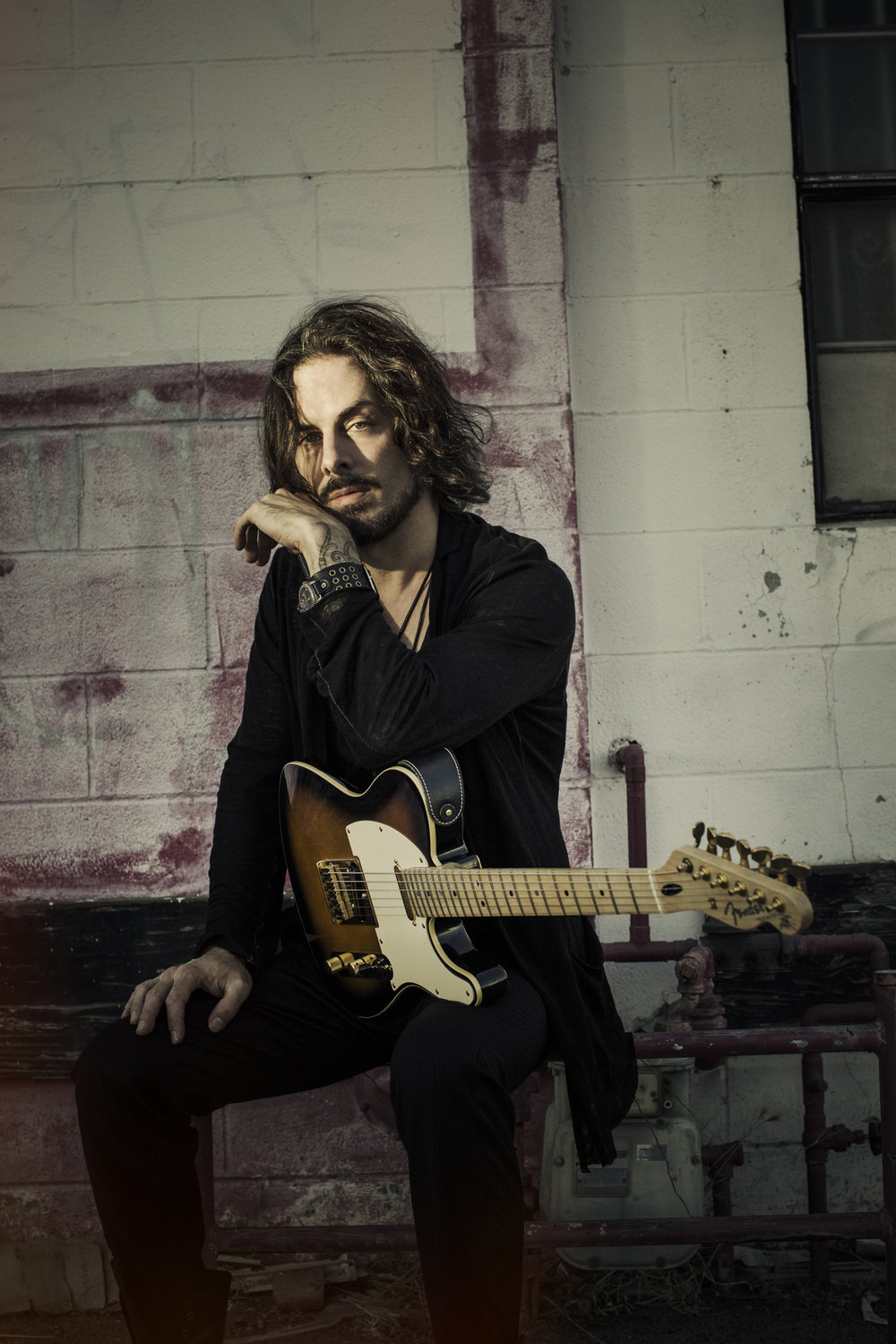 Richie Kotzen  (Courtesy Photo)
