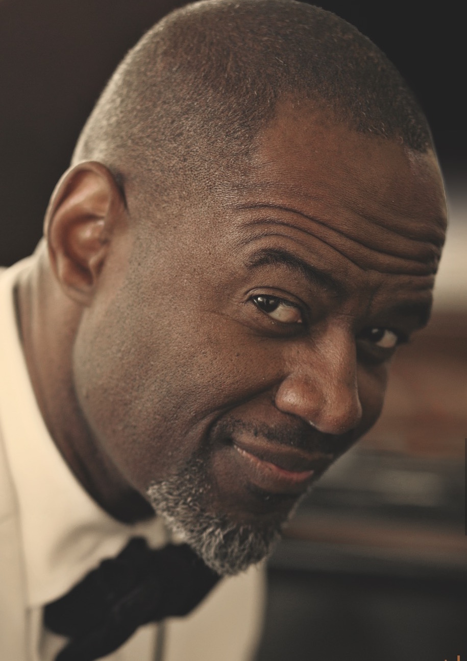Brian McKnight.  (Courtesy Photo)