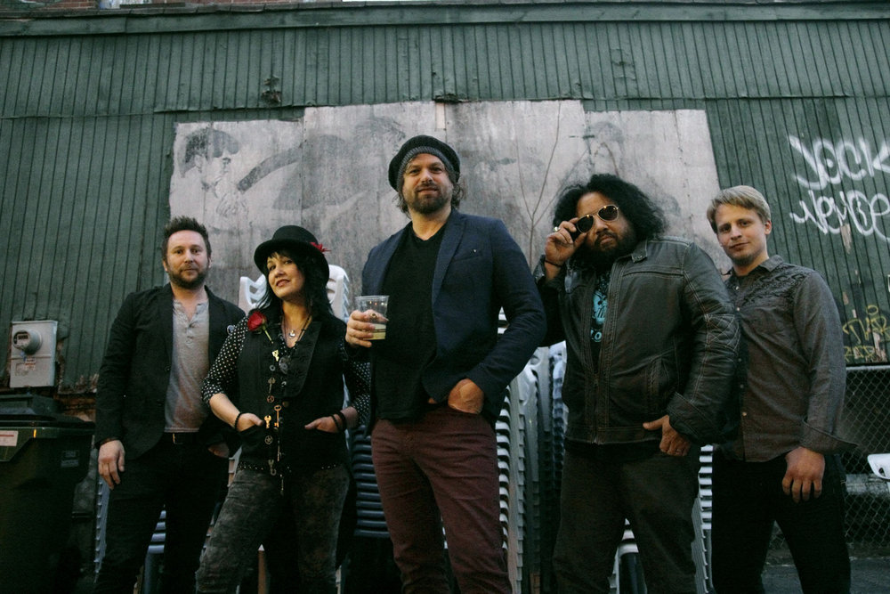 Rusted Root. (Courtesy Photo)