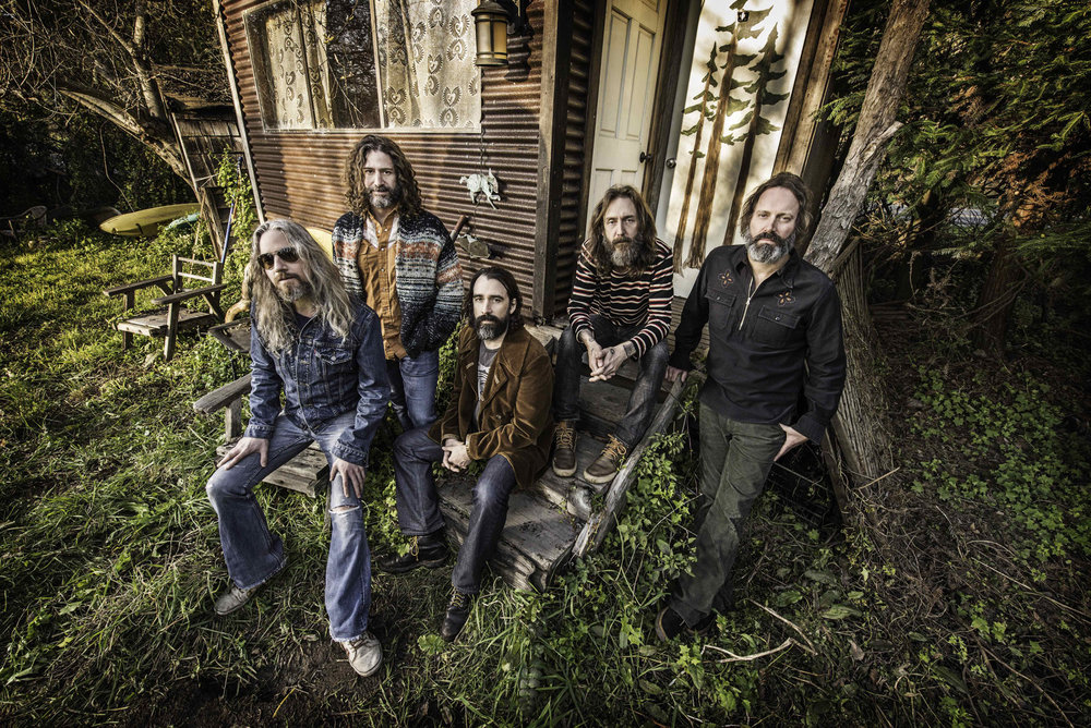Blues rockers Chris Robinson Brotherhood will perform May 18 at Musikfest Cafe in Bethlehem.  (Courtesy Photo)