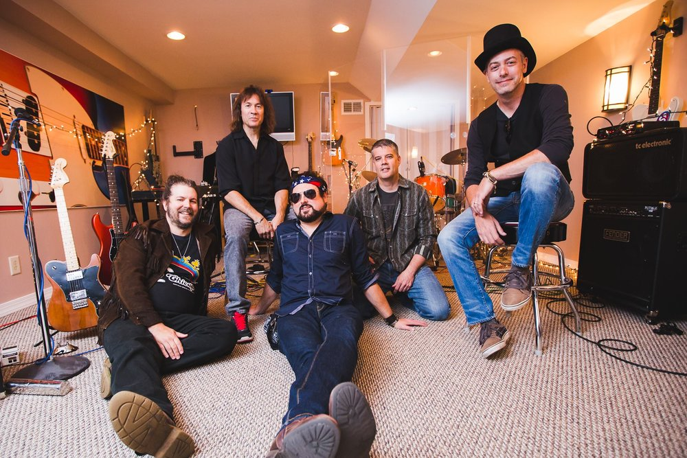 """Easton-based rock band Roi and the Secret People are featured in the 2016 independent film """"Ceresia."""" (Courtesy Photo)"""