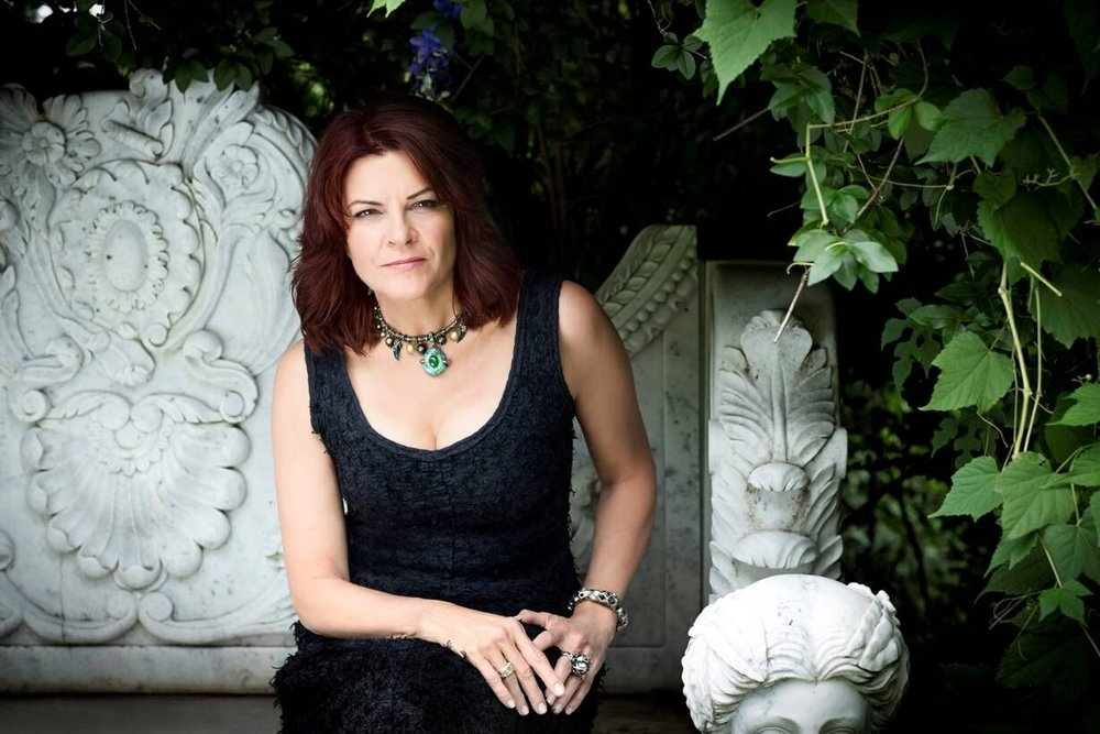 Singer-songwriter Rosanne Cash, daughter of country music legend Johnny Cash, will perform Saturday at the State Theatre in Easton. (Courtesy Photo)
