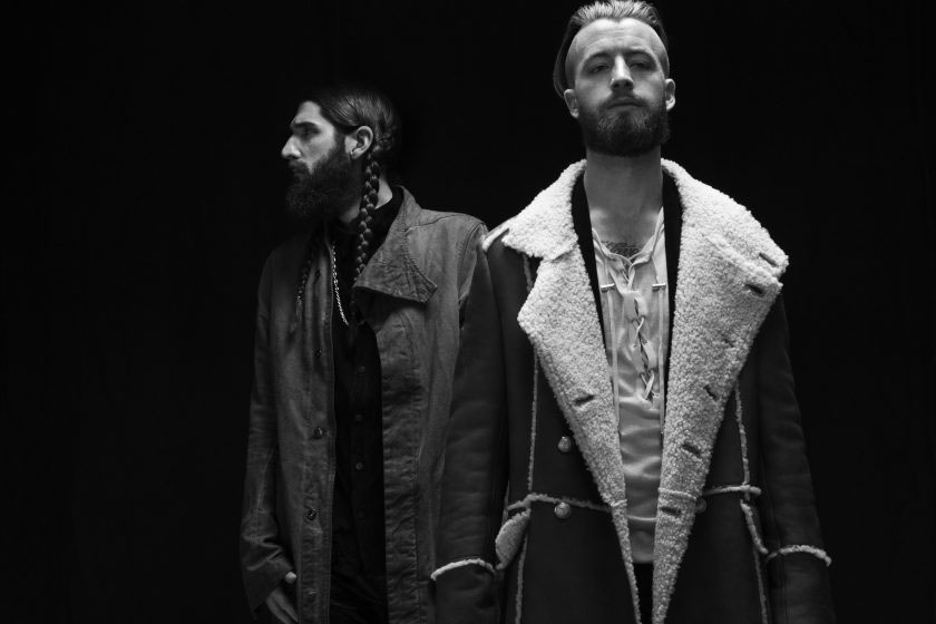 Electronica duo MISSIO will headline Musikfest Cafe on July 1. (Courtesy Photo)