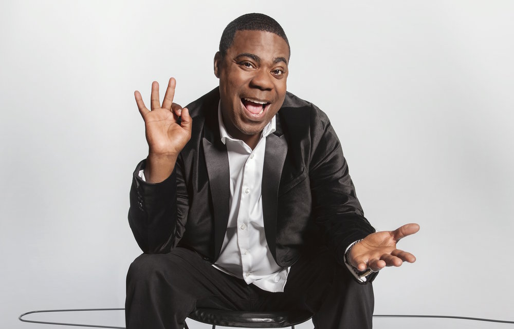 Comedian and actor Tracy Morgan will return Nov. 3 to the Sands Bethlehem Event Center in Bethlehem.  (Paul Mobley Photo)