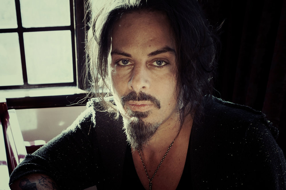 Singer-guitarist Richie Kotzen performs May 17 at Musikfest Cafe in Bethlehem.  (Julia Large Photo)