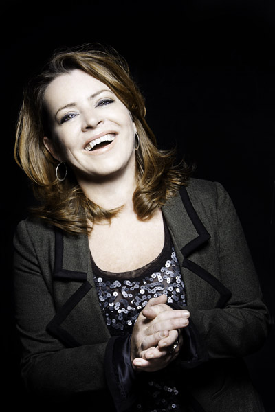 Kathleen Madigan.  (Luzena Adams Photo)