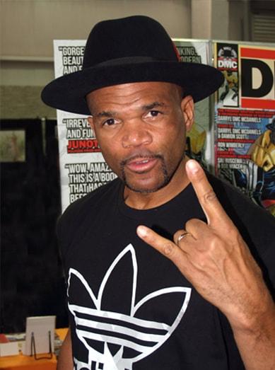 """Darryl """"DMC"""" McDaniels.  (Courtesy Photo)"""