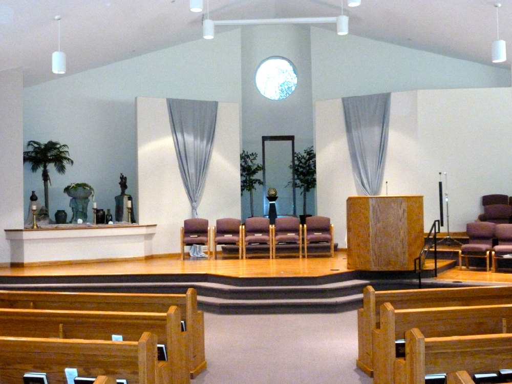 Summit Grove Community of Christ Main Sanctuary