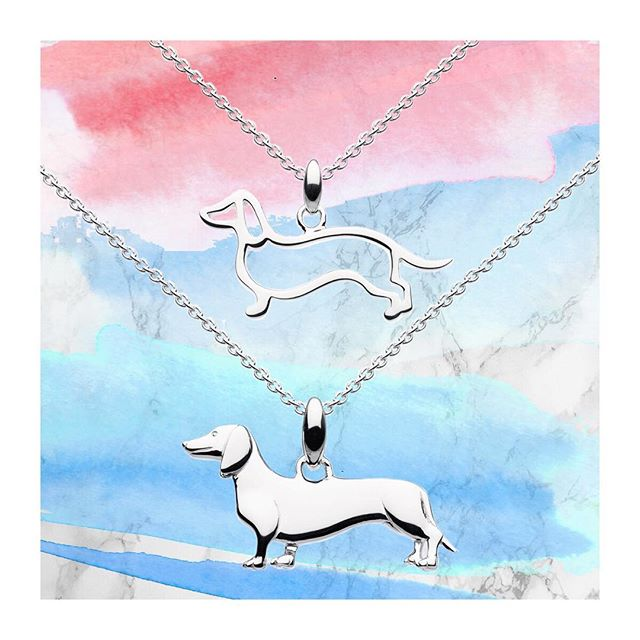 It's officially hot dog season! Happy Memorial Day weekend to all! Shop our site, link in bio 💥✨💥✨💥 #dashchund #dashchundsofinstagram #summertime#katienickellejewellery