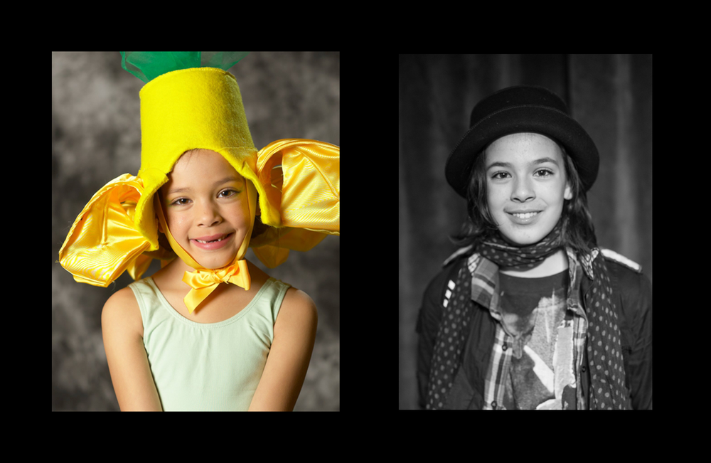 Amelia was one of the Buttercups in Theatre in the Mountain's 2010 production of Alice in Wonderland Jr. She returns as Harry in Wonderland High