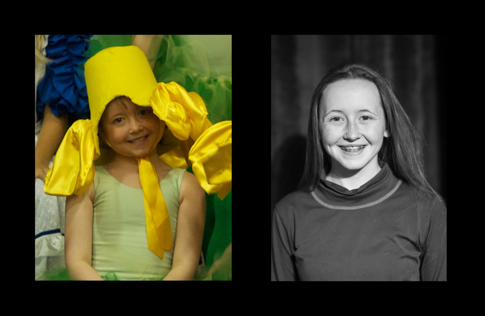 Zoë also played a Buttercup in Theatre in the Mountain's 2010 production of Alice in Wonderland Jr. She returns as Dee Dee Tweedle in Wonderland High