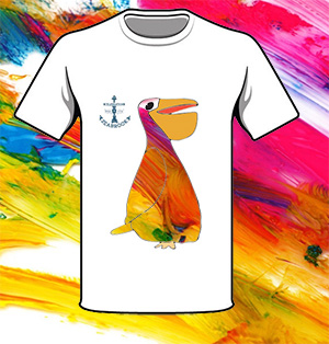 - We will have fun art activities for the kids as well including the painting of Seabrook Pelican and t-shirt they can take home!