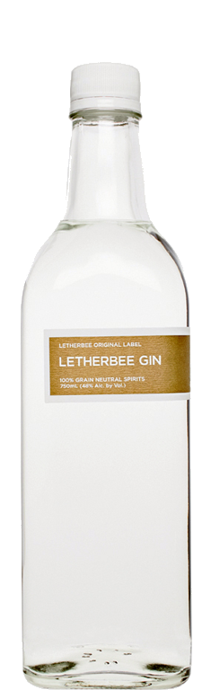 Original Label Few gins unfold likeLetherbee's flagship tipple, distilled by hand with a clean yet robust blend of 11 botanicals. Juniper spearheads a mélange of spices, including coriander, cardamom, and cinnamon, while cubeb berries evoke a touch of pepper and a hint of ginger in the finish. Lemon and orange peel lend the dry, balanced concoction a bit of room for keen drinkers to pick up subtle notes of licorice and almond. At 96 proof,Letherbee Gin shines in all contexts, whether sipped straight, louched with a few drops of water until slightly cloudy, or mixed in a cocktail.