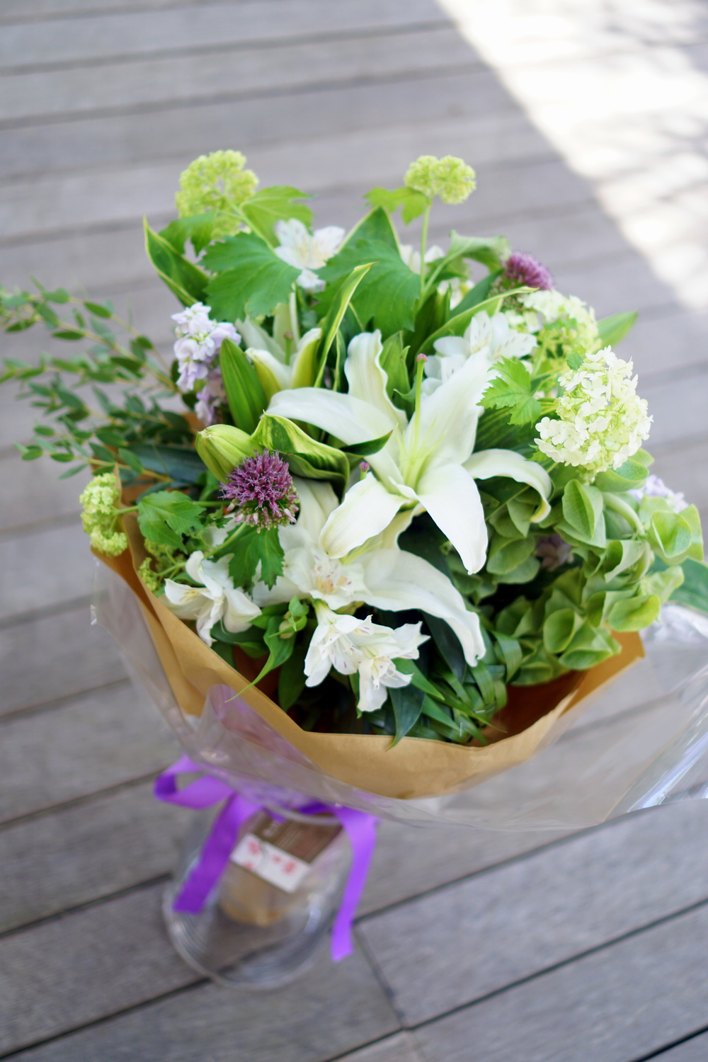 Lily bouquet.JPG
